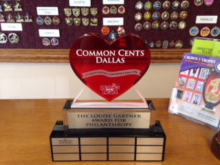 The Louise Gartner Award for Philanthropy 2015_Skyline High School